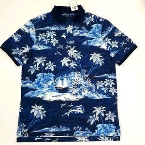 Polo Ralph Lauren Tropical Print Polo